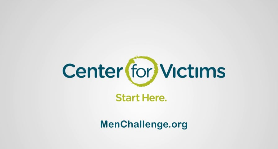 Center for Victims Men Challenge