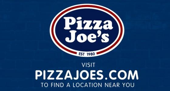 Pizza Joes Branding