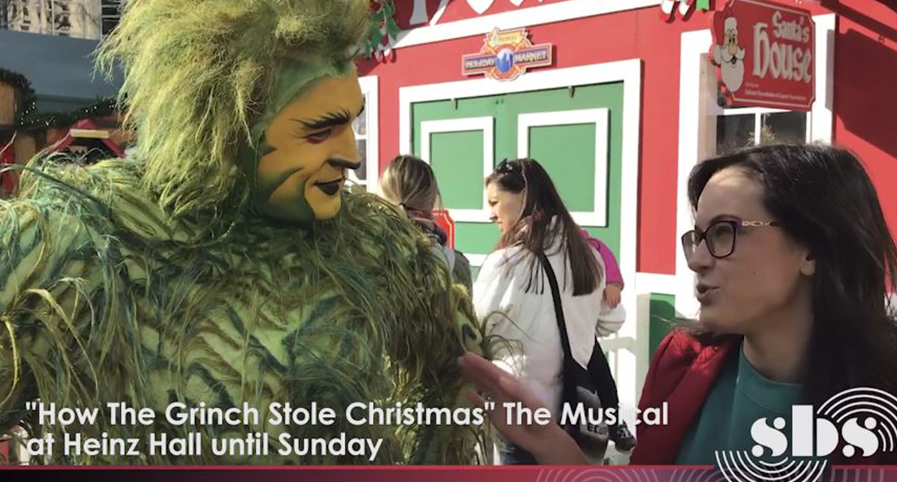 See & Be Seen – The Grinch