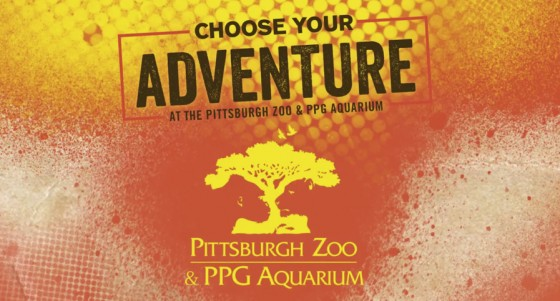 Pittsburgh Zoo Choose Your Adventure